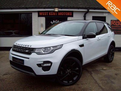 Land Rover Discovery Sport SUV 2.0 TD4 HSE 4WD (s/s) 5dr 7 Seat