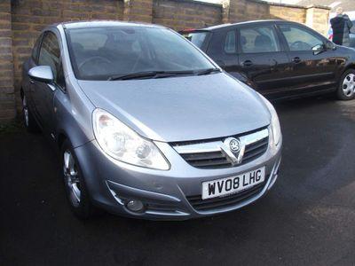 Vauxhall Corsa Hatchback 1.7 CDTi 16v Design 3dr (a/c)