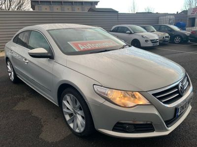 Volkswagen CC Coupe 2.0 TDI GT 4dr