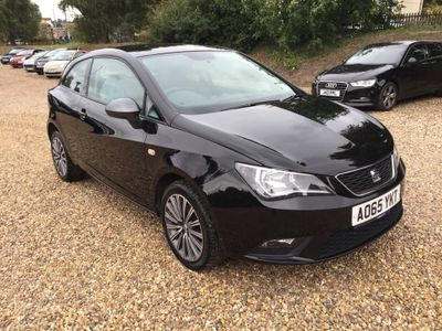SEAT IBIZA Hatchback 1.2 TSI Connect SportCoupe 3dr