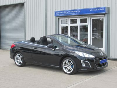 PEUGEOT 308 CC Convertible 1.6 e-HDi Active (s/s) 2dr