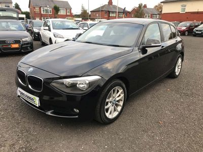BMW 1 Series Hatchback 1.6 116d ED EfficientDynamics Business 5dr