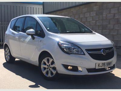 Vauxhall Meriva MPV 1.4 i 16v Life 5dr