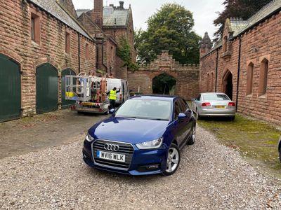 Audi A1 Hatchback 1.6 TDI Sport Sportback (s/s) 5dr