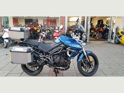 Triumph Tiger Adventure 800 XRT