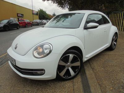 VOLKSWAGEN BEETLE Hatchback 1.4 TSI BlueMotion Tech Design (s/s) 3dr