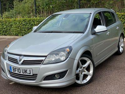 Vauxhall Astra Hatchback 1.7 CDTi 16v SRi 5dr