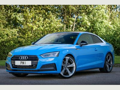 Audi A5 Coupe 2.0 TFSI 40 Black Edition S Tronic (s/s) 2dr