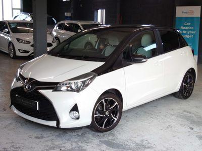Toyota Yaris Hatchback 1.4 D-4D Design 5dr