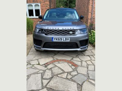 Land Rover Range Rover Sport SUV 3.0 SD V6 HSE Auto 4WD (s/s) 5dr
