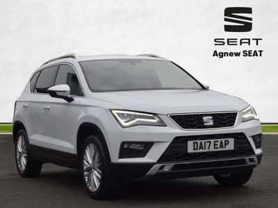 SEAT Ateca SUV 2.0 TDI XCELLENCE DSG 4Drive (s/s) 5dr