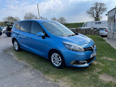 Renault Grand Scenic MPV 1.5 dCi Dynamique TomTom (s/s) 5dr
