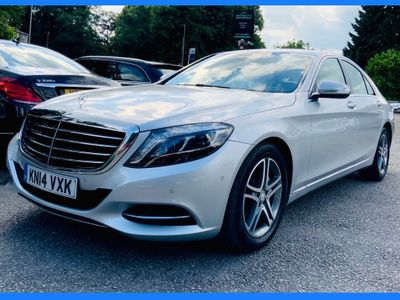 Mercedes-Benz S Class Saloon 3.0 S350 CDI BlueTEC SE Line 7G-Tronic Plus 4dr