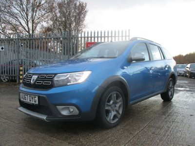 Dacia Logan MCV Stepway Estate 1.5 dCi Laureate (s/s) 5dr