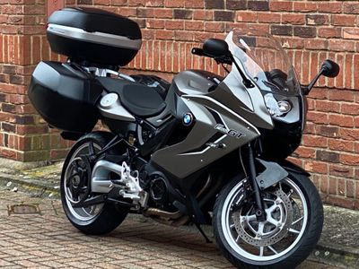 BMW F800GT Sports Tourer GT ABS