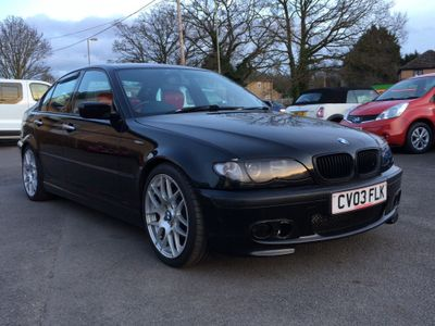 BMW 3 Series Saloon 2.5 325i Sport 4dr