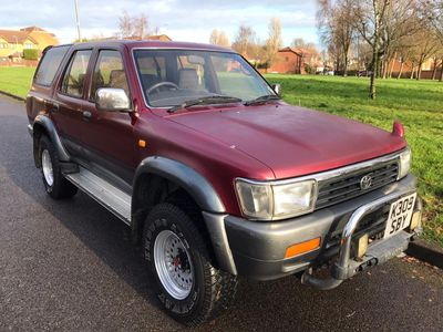 Toyota Hilux Pickup 2.4 TD 4 RUNNER SURF AUTOMATIC 4X4