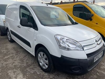 Citroen Berlingo Panel Van 1.6 HDi L1 850 LX Panel Van 5dr
