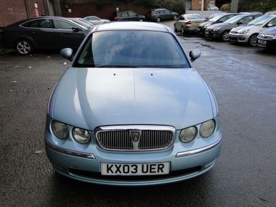 Rover 75 Saloon 2.0 CDT Club 4dr
