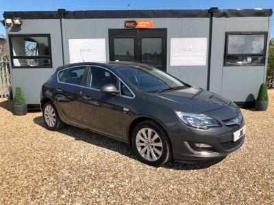 Vauxhall Astra Hatchback 2.0 CDTi ecoFLEX Elite (s/s) 5dr