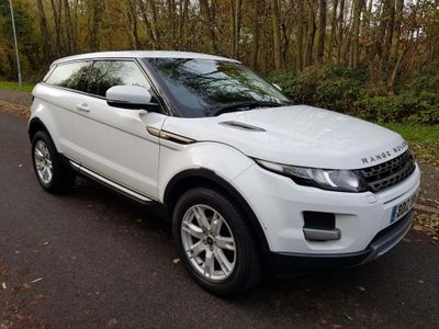 Land Rover Range Rover Evoque Coupe 2.2 TD4 Pure Tech 4X4 3dr