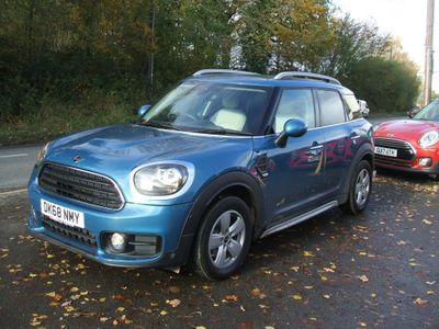 MINI Countryman Hatchback 2.0 Cooper D Auto ALL4 (s/s) 5dr