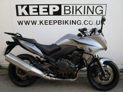 Honda CBF1000 Adventure 1000 FA