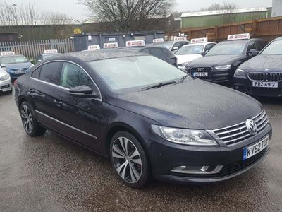 Volkswagen CC Saloon 2.0 TDI BlueMotion Tech GT DSG 4dr
