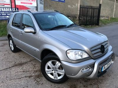 Mercedes-Benz M Class SUV 2.7 ML270 CDI Special Edition 5dr