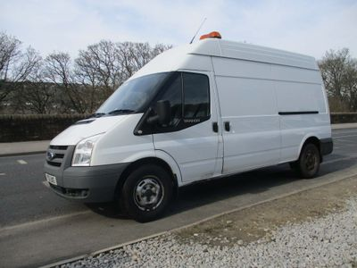 Ford Transit Panel Van T350 LWB HIGH ROOF 2.4 AWD 5DR