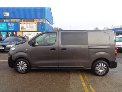 Citroen Dispatch Other 2.0 BlueHDi 1400 M Crew Van MWB EU6 (s/s) 6dr