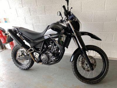 Yamaha XT660R Enduro 600