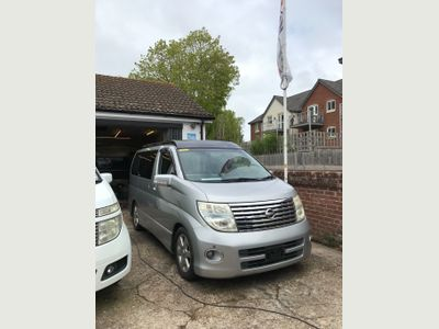 Nissan Elgrand Unlisted Highway Star