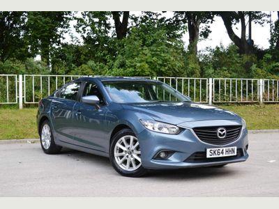 Mazda Mazda6 Saloon 2.2 SKYACTIV-D SE Nav 4dr