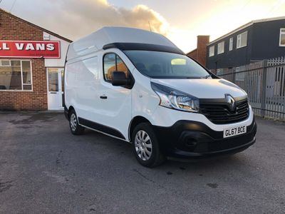 Renault Trafic Panel Van 1.6dCi 125BHP SH29 Business+ High Roof