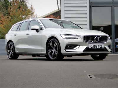 Volvo V60 Estate 2.0 D4 Inscription Pro Auto (s/s) 5dr