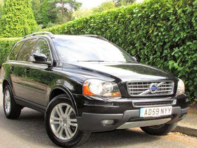 Volvo XC90 SUV 2.4 D5 SE Premium Geartronic AWD 5dr