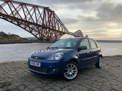 Ford Fiesta Hatchback 1.25 Zetec Blue Edition 5dr
