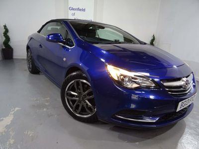 Vauxhall Cascada Convertible 2.0 CDTi SE (s/s) 2dr
