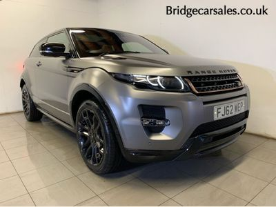 Land Rover Range Rover Evoque Coupe 2.0 SI4 Dynamic Lux 4X4 3dr
