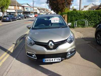 Renault Captur SUV 0.9 TCe ENERGY Expression + (s/s) 5dr