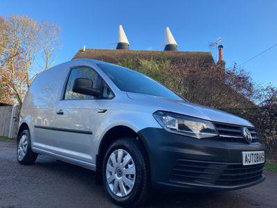 Volkswagen Caddy Panel Van 2.0 TDI C20+ Startline (Business) EU6 (s/s) 5dr