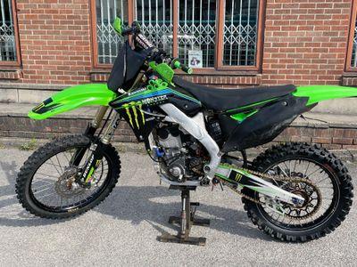 Kawasaki KX250F Motocrosser 250 AFB