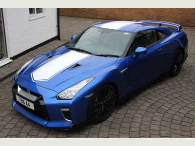 Nissan GT-R Coupe 3.8 V6 Nismo Auto 4WD 2dr