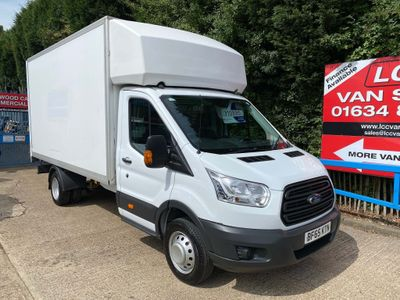Ford Transit Chassis Cab 2.2 TDCi 350 One-Stop Luton RWD L4 EU5 3dr