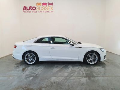 Audi A5 Coupe 1.4 TFSI S line S Tronic (s/s) 2dr