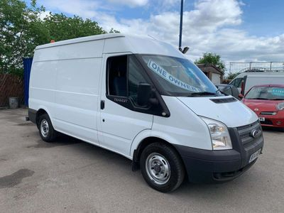 Ford Transit Panel Van 2.2 TDCi 300 Medium Roof L 3dr (LWB)