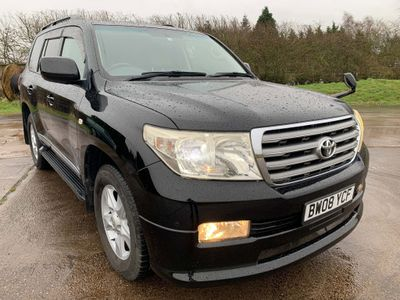Toyota Land Cruiser Amazon Unlisted 4.7 V8 5dr (8 Seat)