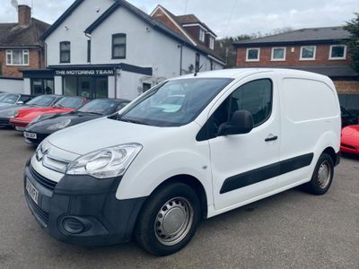 Citroen Berlingo Unlisted 1.6 HDI VAN 2 SEATER