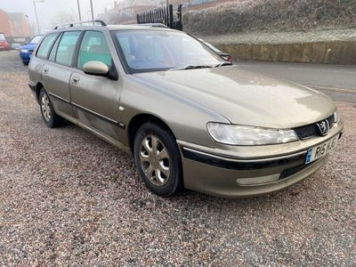 Peugeot 406 Estate 2.0 HDi GLX 5dr